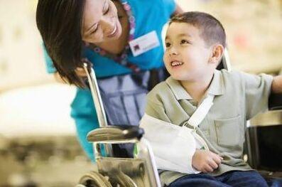 骨密度检测仪厂家提醒孩子骨折小心进补误区