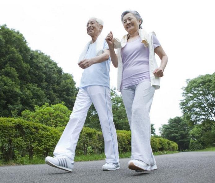 超声骨密度检测仪厂家提醒科学散步提高骨密度