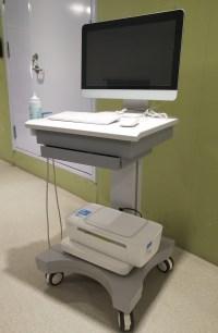 骨密度分析仪的硬件安装步骤
