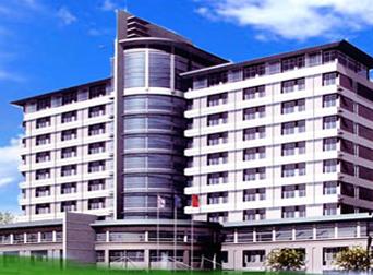 骨密度仪生产厂家山东国康与光山县人民医院友好合作