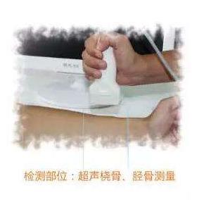 全身哪些部位可以采用超声骨密度仪测量骨密度?