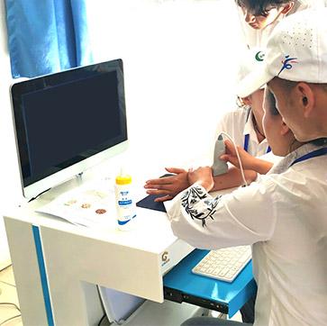 以不断创新的态度迎接超声骨密度检测仪市场的竞争