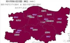 骨密度分析仪品牌山东国康详谈河南郑州这场暴雨为何而来?