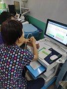 7.23号便携式骨密度检测仪生产厂家合作遂平县人民医院